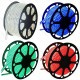 IP65 Outdoor Aigostar LED Strip Light 2835 180 Cool Warm White RGB 50m Roll