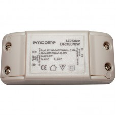 Emco 350mA 6W 8W LED Lighting Driver