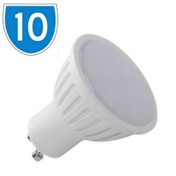 8W Energy Save UK 10x GU10 LED SMD High Power Spot Light Bulb Lamp 4W