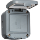 IP66 13A FUSED SPUR UNIT Weatherproof Outdoor