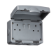 IP66 13A 1G DP SWITCHED SOCKET Weatherproof Outdoor