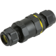 IP68 Weatherproof Inline Connector (3 Pole) Weatherproof Outdoor