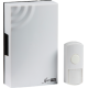 White Wireless Mechanical Door Chime (100m range)
