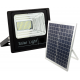 Rother IP65 8000lm 6500k Daylight Cool White Solar Powered Energy Efficient LED floodlight