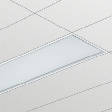 Philips Modular Suspended Ceiling Tube Recessed Grid Light Diffuser Maintained